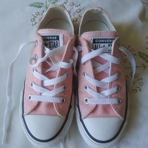 Pink Converse All Star Youth Size 12